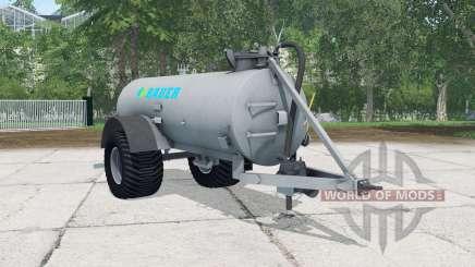 Bauer V107 for Farming Simulator 2015