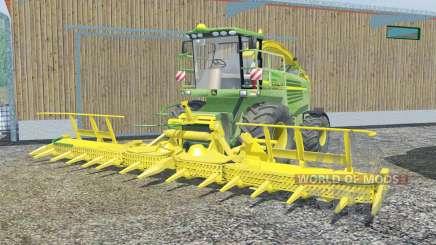 John Deere 7950i manual ignition for Farming Simulator 2013
