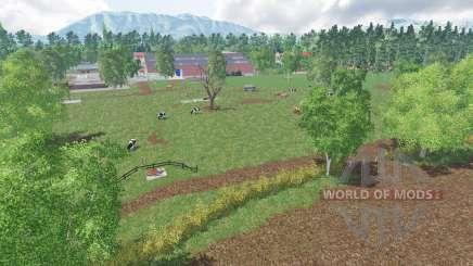 Sudenhagen v2.0.1.1 for Farming Simulator 2015