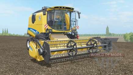 New Holland TC4.90 & Varifeed 18FT for Farming Simulator 2017