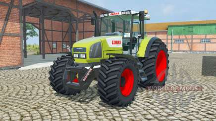 Claas Ares 826 RZ citrus for Farming Simulator 2013