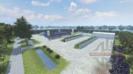 Netherlands v1.2 for Farming Simulator 2013