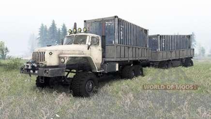 Ural-4320-1912-40 v1.4 for Spin Tires