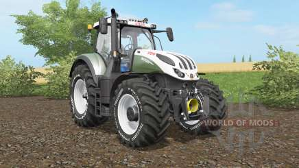 Steyr Terrus 6270&6300 CVT multicolor for Farming Simulator 2017