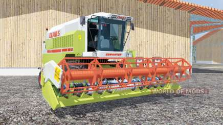 Claas Mega 218 android green for Farming Simulator 2013