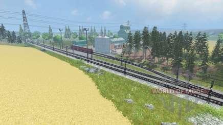 Landwehrkanal for Farming Simulator 2013