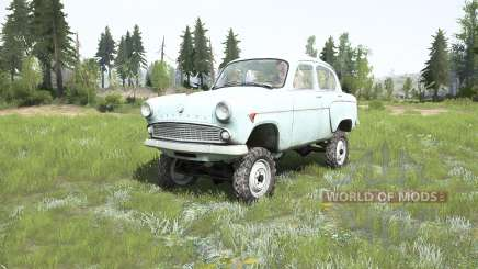 Moskvich-410Н 1958 for MudRunner
