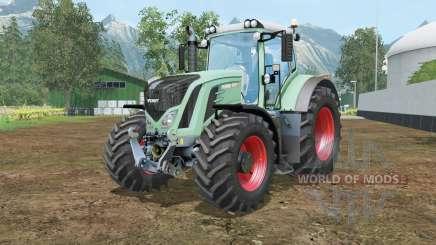 Fendt 939 Vario eton bluᶒ for Farming Simulator 2015