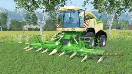 Krone BiG X 580 washable for Farming Simulator 2015