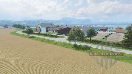 Talmap v1.1 for Farming Simulator 2013