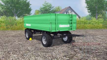 Reisch RD 80 for Farming Simulator 2013