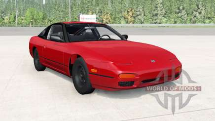 Nissan 240SX SE fastback (S13) 1992 for BeamNG Drive