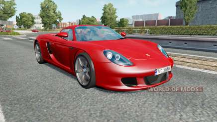 Sport Cars Traffic Pack v3.7 for Euro Truck Simulator 2