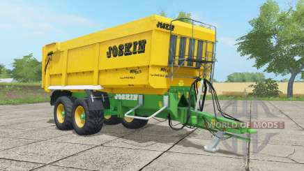 Joskin Trans-Spacᶒ 7000-23BC150 for Farming Simulator 2017