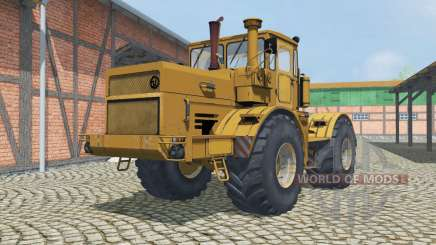 Kirovets K-700A orange color for Farming Simulator 2013