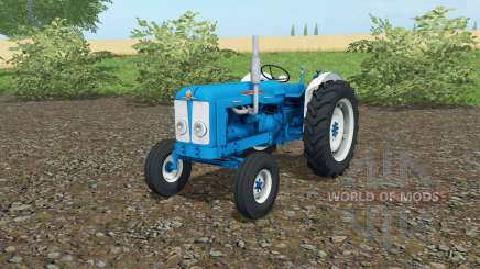 Fordson Super Major for Farming Simulator 2017