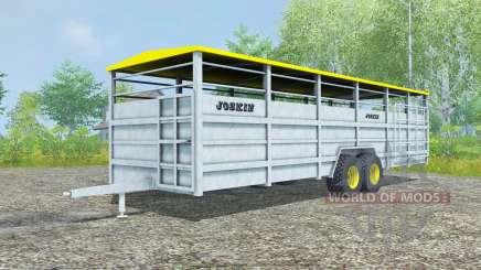 Joskin Betimax RDS 7500-2 for Farming Simulator 2013