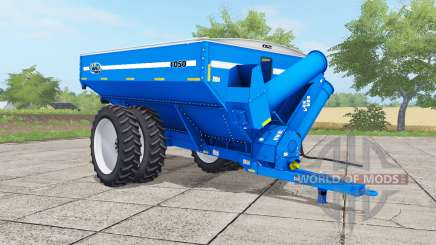 Kinze 1050 double wheels for Farming Simulator 2017
