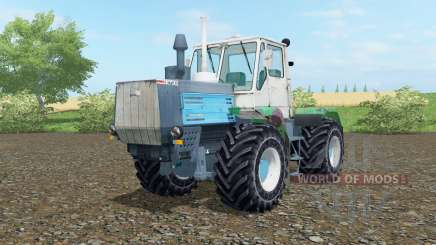 T-150K unsaturated, dark blue color for Farming Simulator 2017