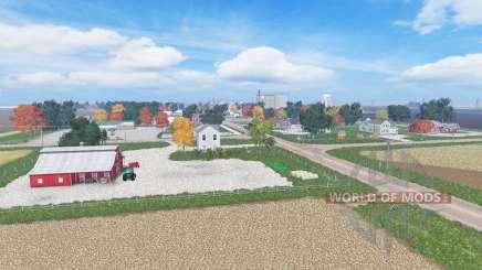 County Line for Farming Simulator 2015