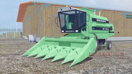Duro Dakovic MK 1620 H for Farming Simulator 2013
