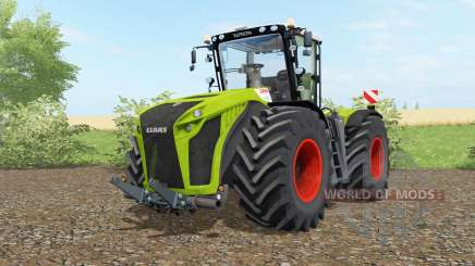 Claas Xerion 5000 Trac VC full edition for Farming Simulator 2017