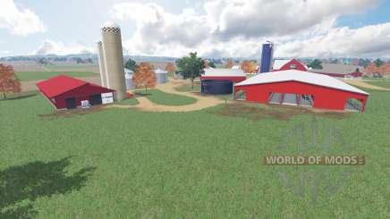 Clover Creek for Farming Simulator 2015