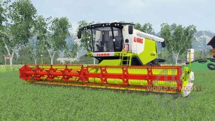 Claas Lexion 750 rio grande for Farming Simulator 2015