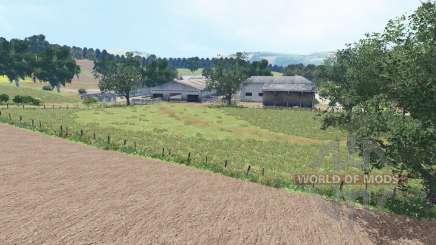 The Old Stream Farm v2.0.2 for Farming Simulator 2015