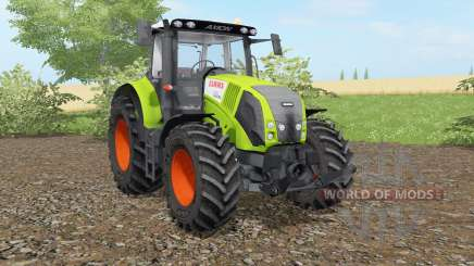Claas Axion 820 las palmas for Farming Simulator 2017