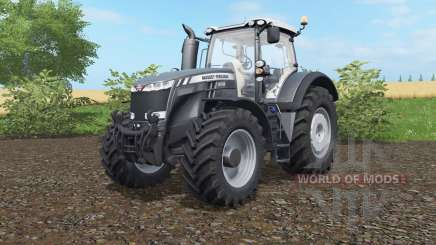 Massey Ferguson 8727-8737 Black Edition for Farming Simulator 2017