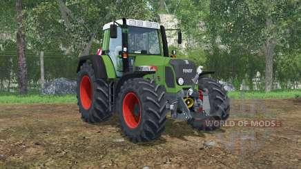 Fendt 818 Vario TMS full lighting for Farming Simulator 2015