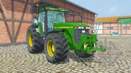 John Deere 8400 ruckfahrkamera for Farming Simulator 2013