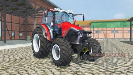 Lindner Geotrac 94 2011 with FL console for Farming Simulator 2013