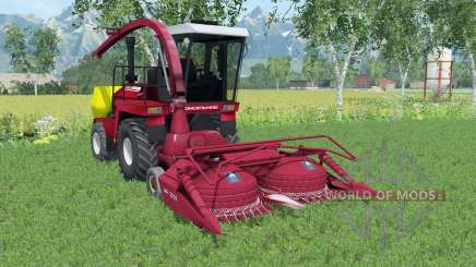 Palesse 2U250А with the reapers for Farming Simulator 2015
