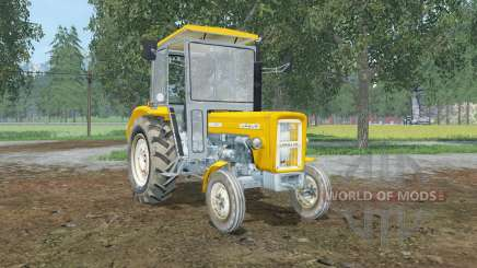 Ursus C-360 real tractor power for Farming Simulator 2015