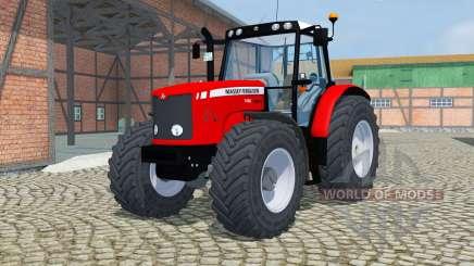 Massey Ferguson 7480 IC control for Farming Simulator 2013