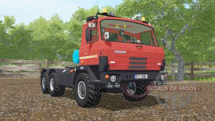 Tatra T815 6x6 for Farming Simulator 2017