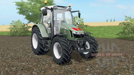 Massey Ferguson 5610&5613 fern green for Farming Simulator 2017