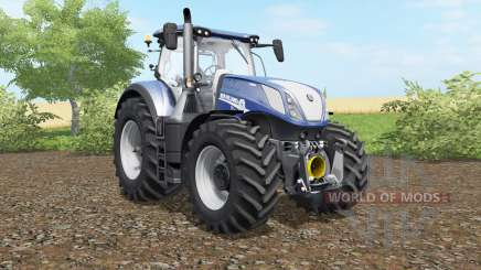New Holland T7.290&T7.315 Heavy Duty for Farming Simulator 2017