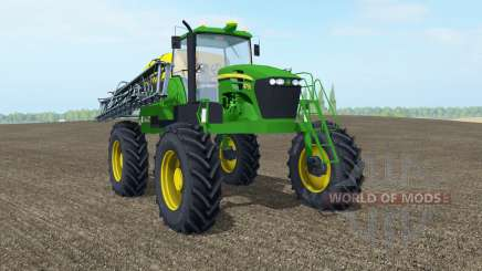 John Deere 4730 islamic green for Farming Simulator 2017