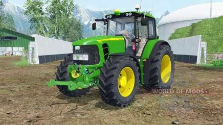 John Deere 7530 for Farming Simulator 2015