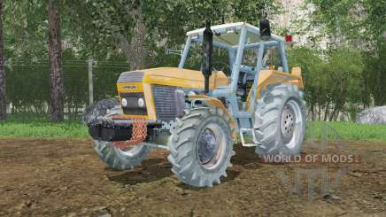 Ursus 914 moving cardan shaft for Farming Simulator 2015