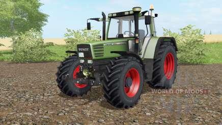 Fendt Favorit 515C Turbomatik for Farming Simulator 2017