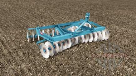 Ransomes HR 31-86 & TS 90 for Farming Simulator 2017
