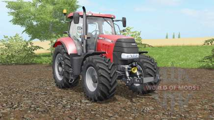 Case IH Puma 160 CVX real lights for Farming Simulator 2017