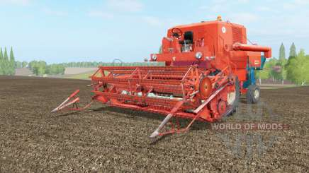 Bizon Super Z056 mojo for Farming Simulator 2017