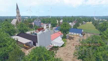 Podkarpackie for Farming Simulator 2015