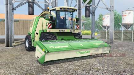 Krone BiG X 1000 MultiFruit for Farming Simulator 2013