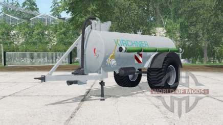 Kirchner K 10000 for Farming Simulator 2015